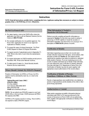 G 639instrpdf - Fill Online, Printable, Fillable, Blank | PDFfiller