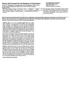 Hud 9887 Form - Fill Online, Printable, Fillable, Blank | PDFfiller