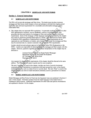 Fannie Mae Form 1003 General Instructions - Fill Online, Printable ...