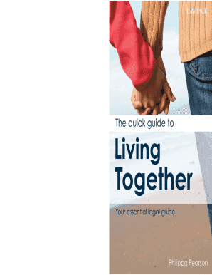 Living Together - An Essential Legal Guide sample chapter - lawpack co