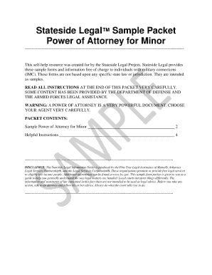 Power Of Attorney Medical Bills