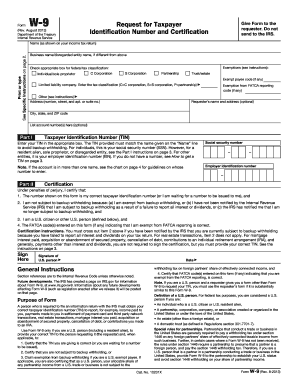 w-9 form 2019 free  6 Printable free fillable w-6 Forms and Templates ...