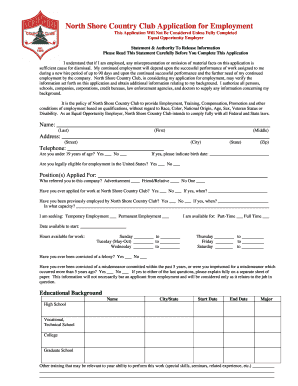 Postnup california pdf fill online printable fillable blank north shore country club application for employment nscountryclub platinumwayz