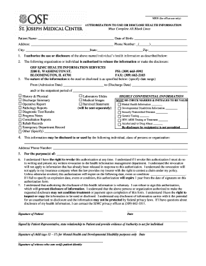 va release of information form 10-5345a Templates - Fillable ...