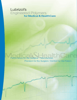 Lubrizol Carbothane Aliphatic Tpu B20 - Fill Online, Printable