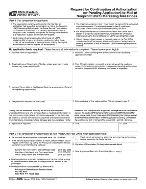 ps form 3624 Fill Online, Printable, Fillable, Blank - PDFfiller