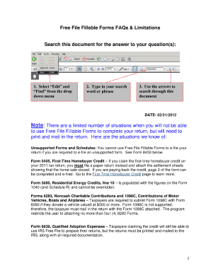 Irs fillable form