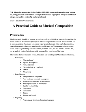 alan belkin practical guide to composition pdf form