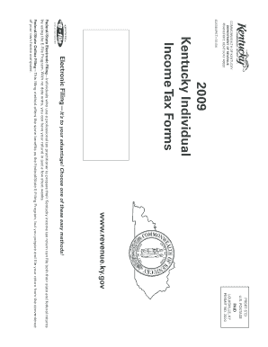 Kentucky Tax Form 740 2016 Fill In - Fill Online, Printable ...