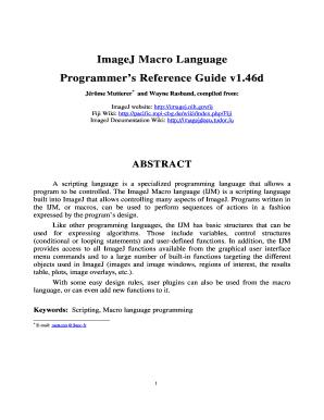 Imagej Ftp - Fill Online, Printable, Fillable, Blank   PDFfiller