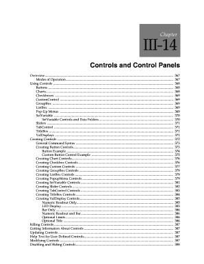 control chart example pdf - Fillable & Printable Control