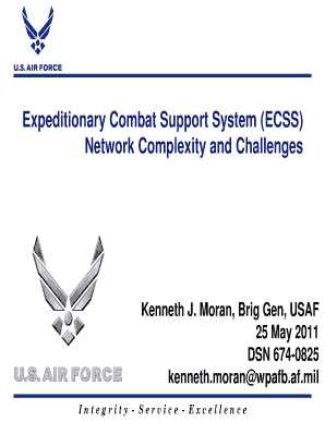 ecss acquisition strategy changes form