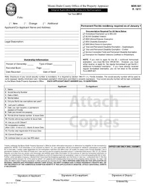 Mdr 501 Form Fill Online Printable Fillable Blank