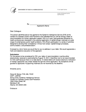 Teacher Recommendation Letter From Colleague from www.pdffiller.com