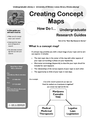concept map maker free online to Download - Editable, Fillable
