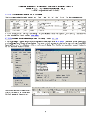 How To Create A Fillable Form In Word Perfect - Fill Online