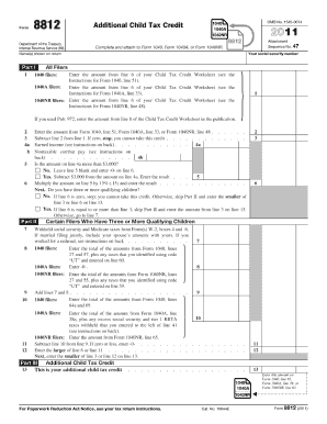 Child tax credit worksheet 2014 fillable