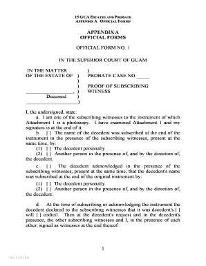 Bill Of Sale Form Petition To Probate Will In Solemn Form For ...