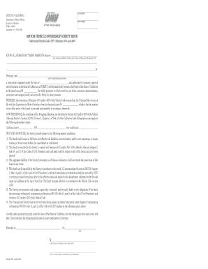 Ca Dmv Form Reg 5057 - Fill Online, Printable, Fillable, Blank ...