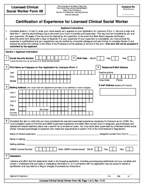 nys form 4 cpa