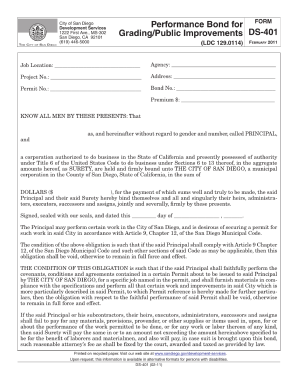 ds 401 form