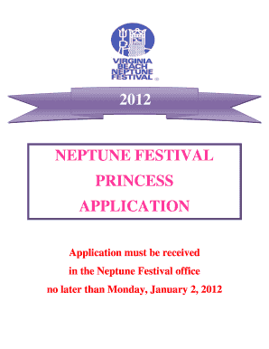neptune festival 2016 princess anne application form