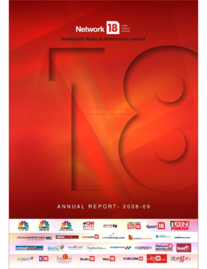 NETWORK18 MEDIA & INVESTMENTS LIMITED BOARD OF DIRECTORS MR