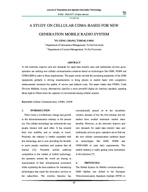 11 1082 YU-TENG CHANG A study on cellular CDMA-based for new generation mobile radio system.doc - jatit