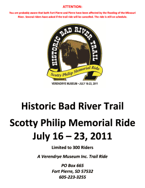 bad river trail scotty philip memorial ride form