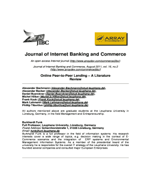 format of internet banking and commerce journal pdf