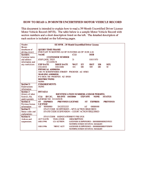 blank pdf file of arizona driving record form