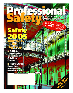 Safety Safety - Members Only - American Society of Safety Engineers - members asse