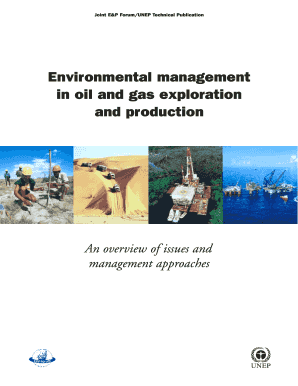 environmental management in oil and gas exploration and production 2011 form