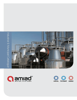 Industrial & Municipal Catalogue - Amiad
