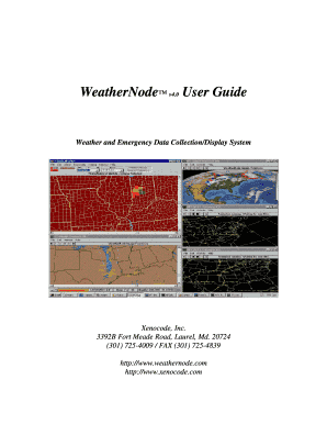weathernode form