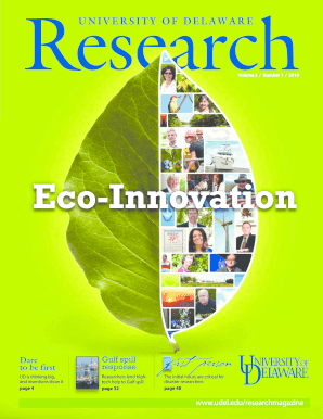 Eco-Innovation - udel