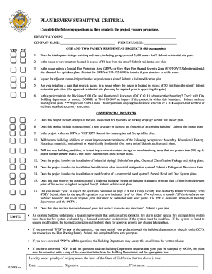 ocfa plan check application form