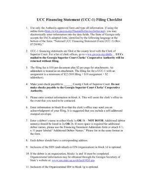 ucc 3financing statement amendment addendum iaca form in state maryland