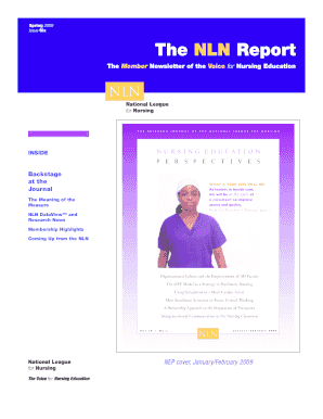 The NLN Report - nln