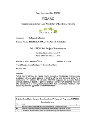 FIGARO-Deliverable-6-1.doc - ict-figaro