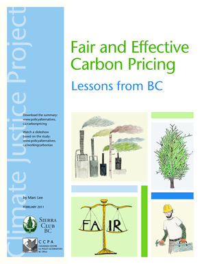 Fair and Effective Carbon Pricing - ldlc on