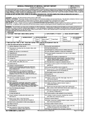 Dd Form 2807 2 Print - Fill Online, Printable, Fillable, Blank ...