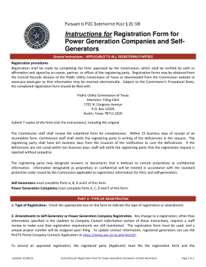 The Public Utility Commission of Texas (PUC) proposes an ... - powertochoose