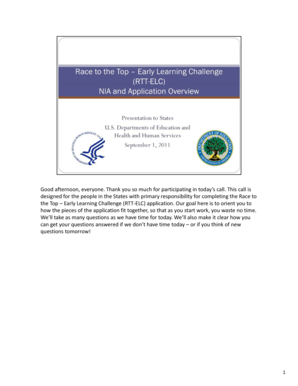 Race to the Top -- Early Learning Challenge : Notice Inviting ... - www2 ed