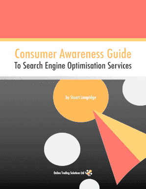 Consumer Awareness Guide - StuartLangridge .com