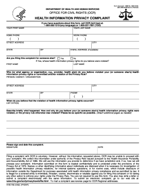 hipaa fillable form pdf