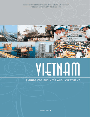 Viet Nam - A Guide for Business and Investment - aseankorea