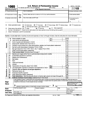 form 1065 cancellation of debt  6 Form IRS 6 Fill Online, Printable, Fillable, Blank ...
