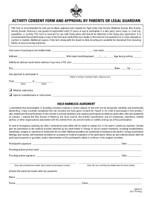 Bsa Consent Form - Fill Online, Printable, Fillable, Blank | PDFfiller