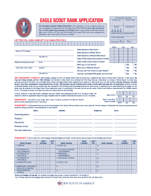 bsa medical form 2016 Templates - Fillable & Printable Samples for ...